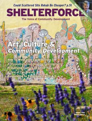 Cover of the winter 2017 issue of Shelterfoce magazine