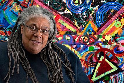 Gilda Snowden, artist