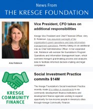 Thumbnail image of Kresge newsletter 1-12-2017