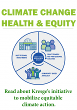 Kresge Climate Change Health and Equity Initiative