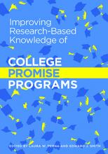 Book: Improving Research-Based Knowledge of College Promise Programs