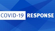 COVID-19 response graphic