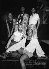 Dancers at the former LGBTQ bar Club Heaven