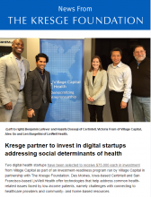 Image of News From Kresge 2-2-2017