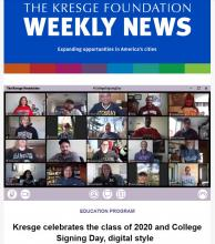 Newsletter 4-30-2020