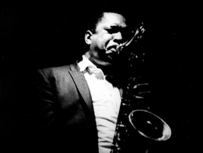 John Coltrane at Detroit's Drome Lounge, 1966