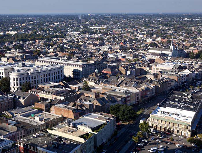 New-Orleans-aerial-view