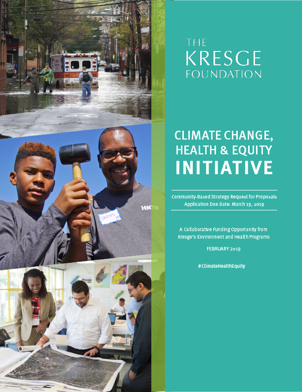 Climate Change, Health & Equity | The Kresge Foundation