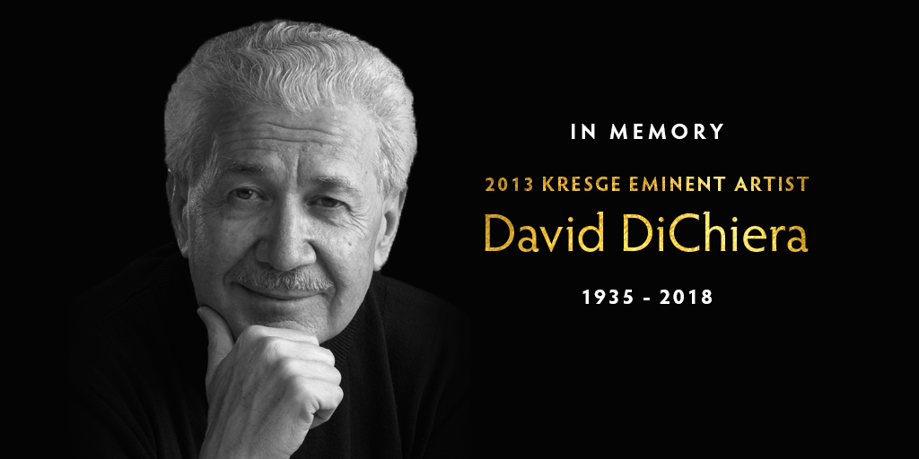 An image of 2013 Kresge Eminent Artist David DiChiera