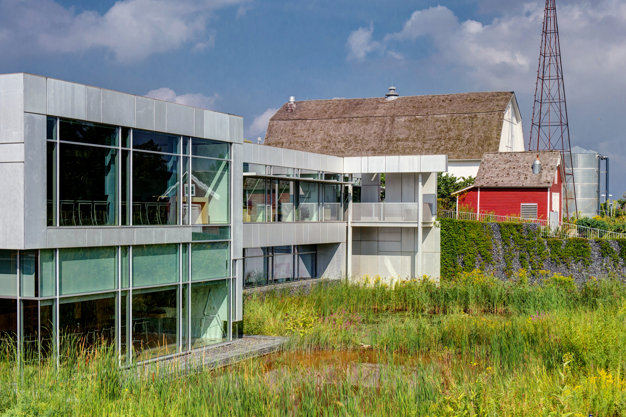 This is an image of The  Kresge Foundation Headquarters