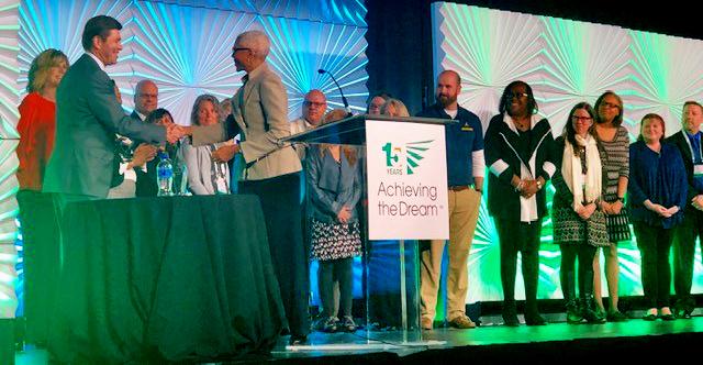 Columbus State receives Austin award