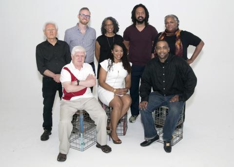 The 2015 Literary Arts Fellows