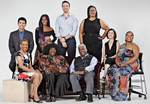 2018 Kresge Arts Fellows, Film and Music