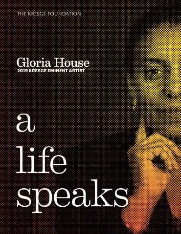 A Life Speaks monograph cover