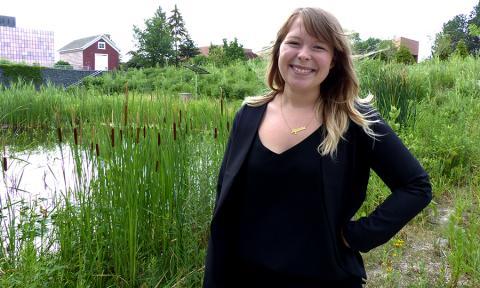 Corissa Green is a Kresge Arts & Culture intern this summer.