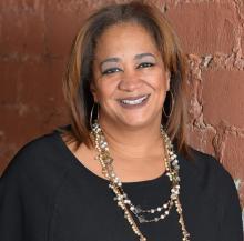 Detroit Future City Executive Director Anika Goss