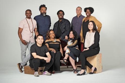 2019 Kresge Artist Fellows. Literary Arts