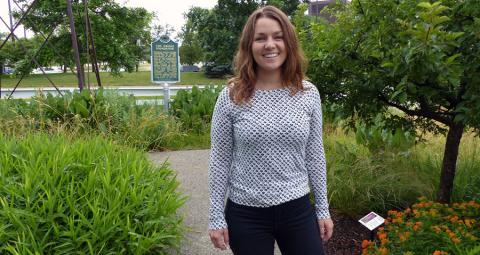 Kely Markley is an intern with The Kresge Foundation's Environment Program this summer.