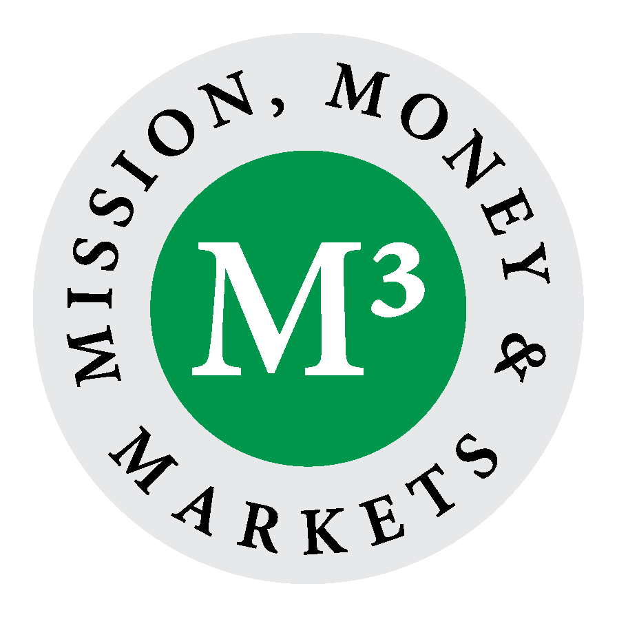 This is the Kresge Foundation's Mission, Money & Markets Social Investment logo