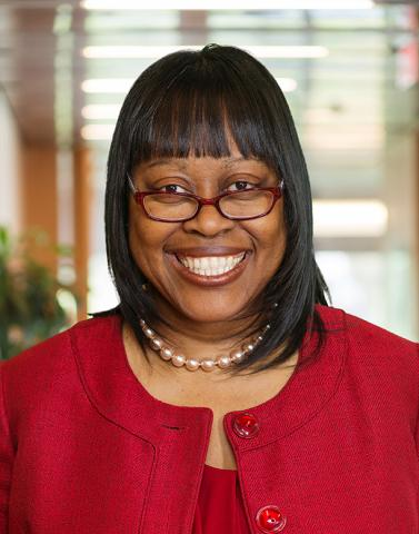 Raquel Hatter, managing director, Kresge Human Services Program