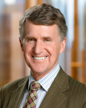 This is an image of The Kresge Foundation President and CEO Rip Rapson