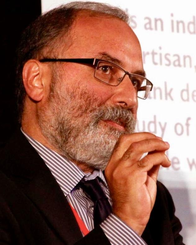 Photo portrait of Hassan Jaber