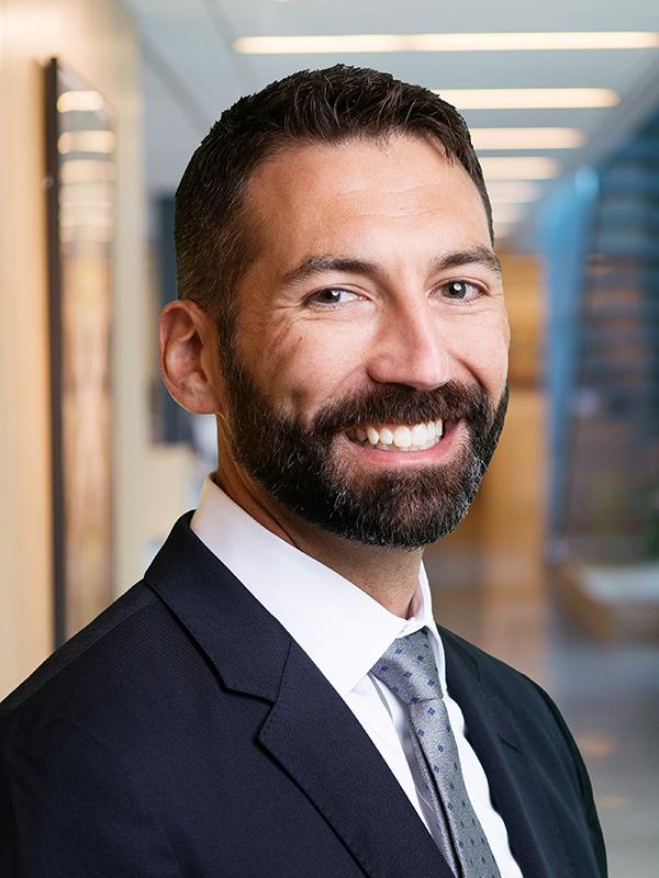 Kresge Deputy Chief Investment Officer John Barker