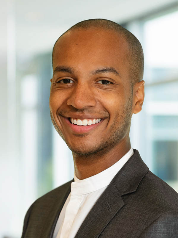 Michael Williams, Program Officer, Detroit