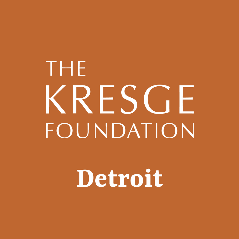 Follow @kresgedetroit