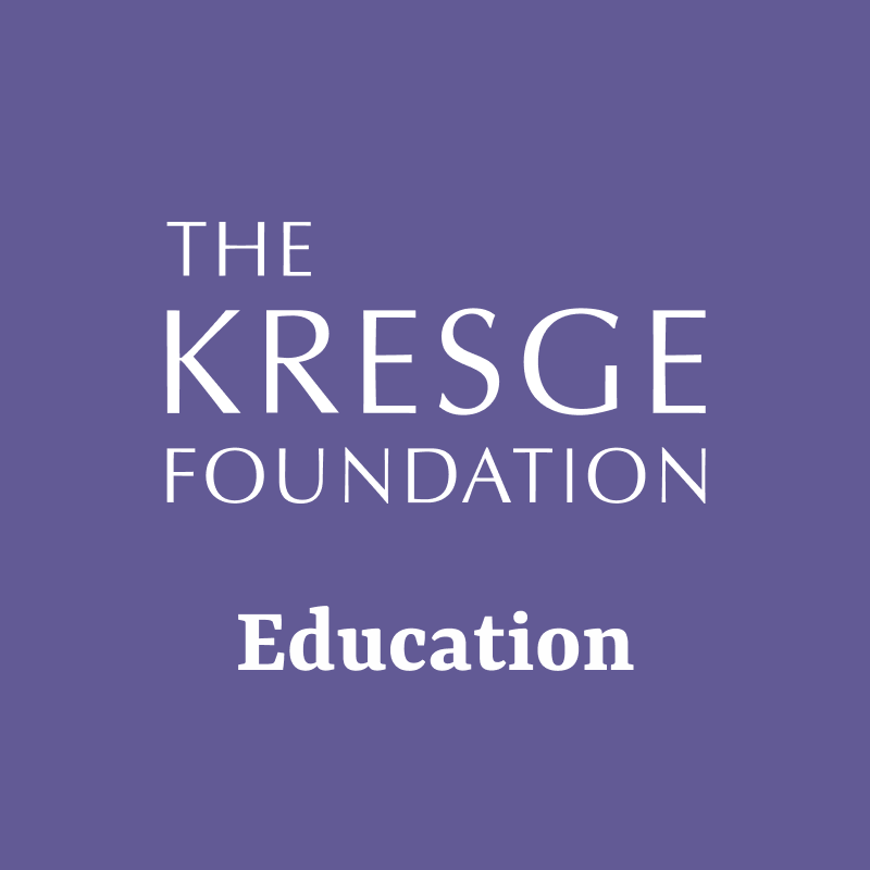 Follow @kresgedu