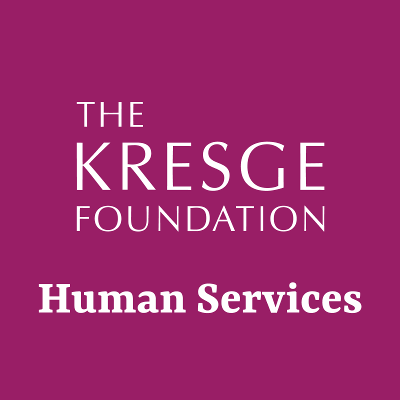 Follow @kresgehumansvcs